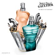 Jean Paul Gaultier Classique & Le Male Visual