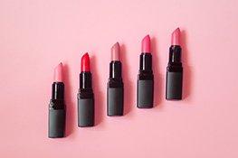 pinke Lippenstifte