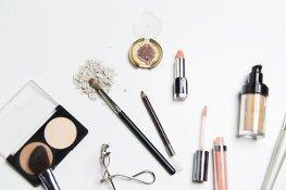 Make-up Palette bringt Ordnung