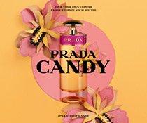 Prada Candy Visual