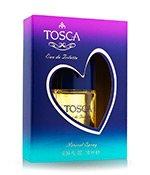 Romantisch und stilvoll ist das Design der Tosca Kosmetik.