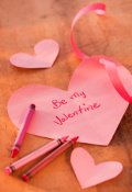 Be my Valentine Visual