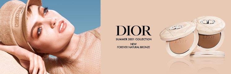 Frau und Dior Summer Look Produkte