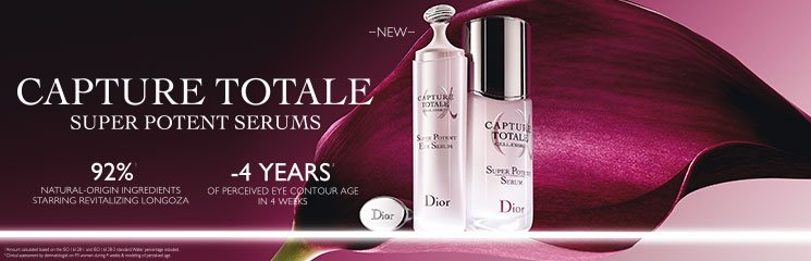 Dior Capture Totale Produkte