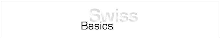 Swiss Basics - Jetzt entdecken!