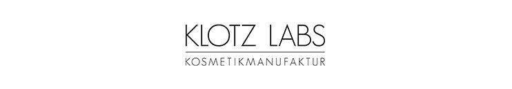 Klotz Labs Markenbanner