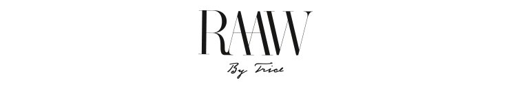 Raaw By Trice Markenbanner