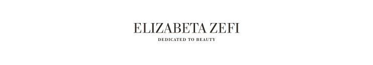 Elizabeta Zefi Dedicated To Beauty Markenbanner