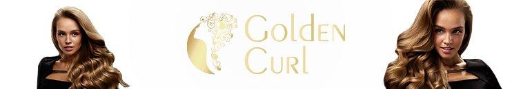 Golden Curl Markenbanner