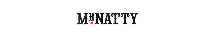 Mr Natty Markenbanner