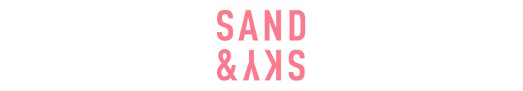 Sand & Sky Markenbanner