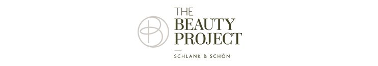 The Beauty Project Markenbanner