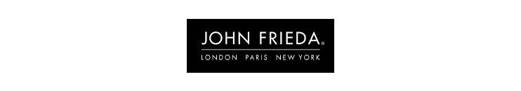 John Frieda Markenbanner
