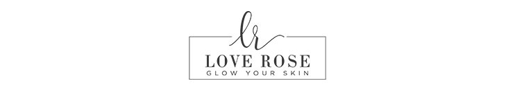Love Rose Cosmetics Markenbanner