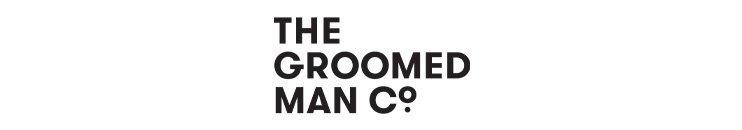 TheGroomedManCo. Markenbanner
