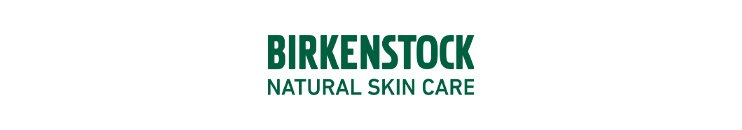 Birkenstock Natural Skin Care Markenbanner