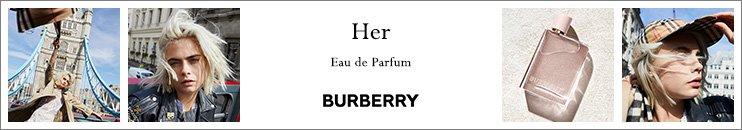 Burberry Her - Jetzt entdecken!
