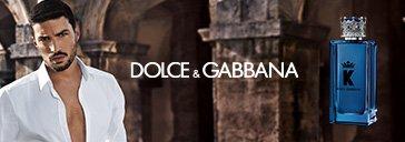 Flakon von K by Dolce&Gabbana und Mann