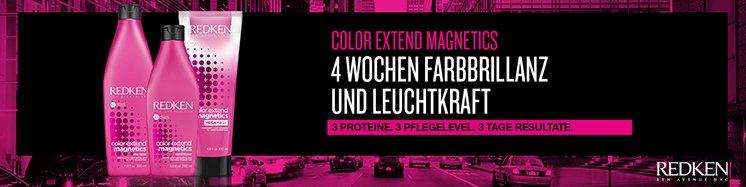 Redken Color Extend Magnetics Markenbanner