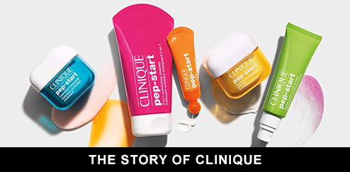 The Story of: Clinique