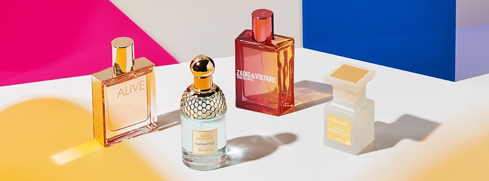 Scents of summer
